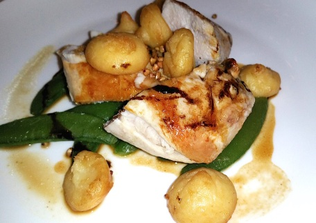 Roasted Mt Barker Chicken breast with tarragon jus